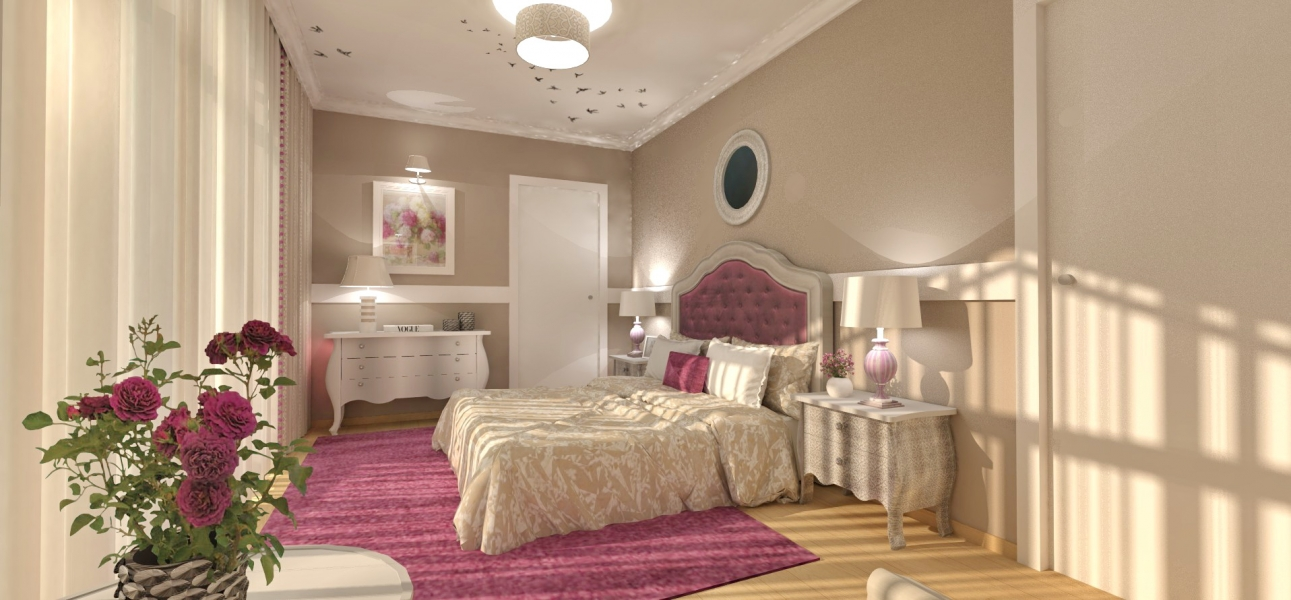 beige-purple-classic-bedroom