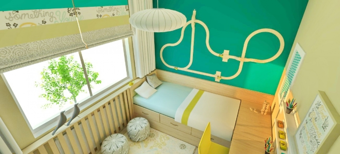blue-green-baby-room-camera-copil-verde