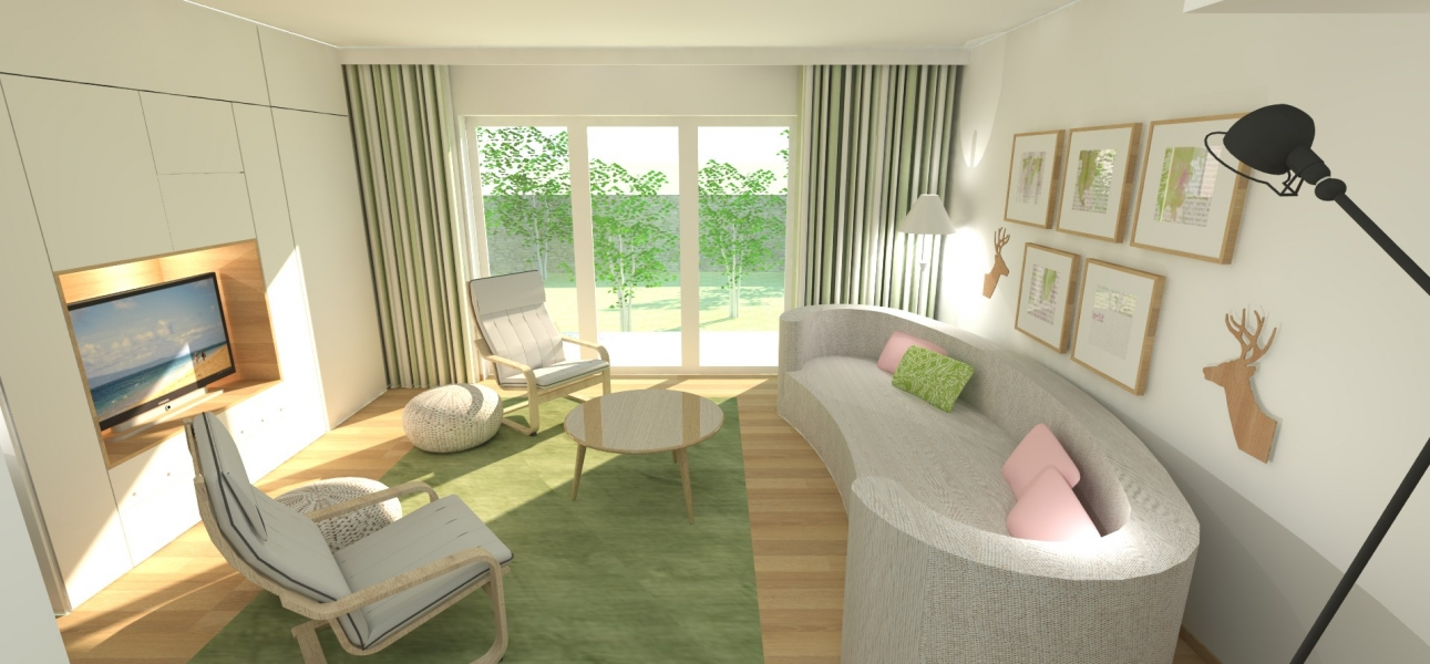 light-green-living-room
