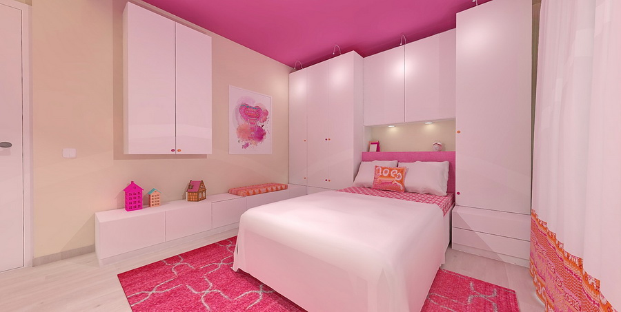 simona-ungurean-simonette-ro-pink-and-orange-girls-room